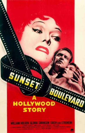 English language cinema in Rome: Sunset Boulevard