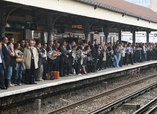 National train strike on 12 April