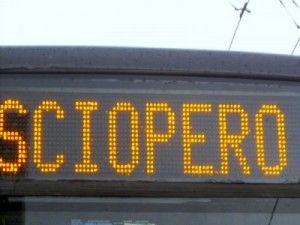 Impromptu bus strike in Rome suburbs