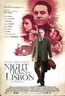 English language cinema in Rome: Night Train to Lisbon