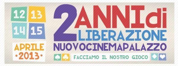 Nuovo Cinema Palazzo celebrates two years