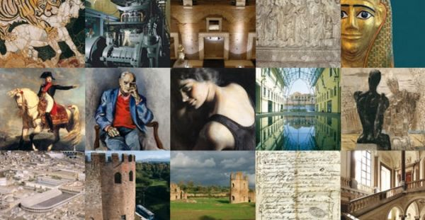 Free entry to Rome's civic museums on 21 April