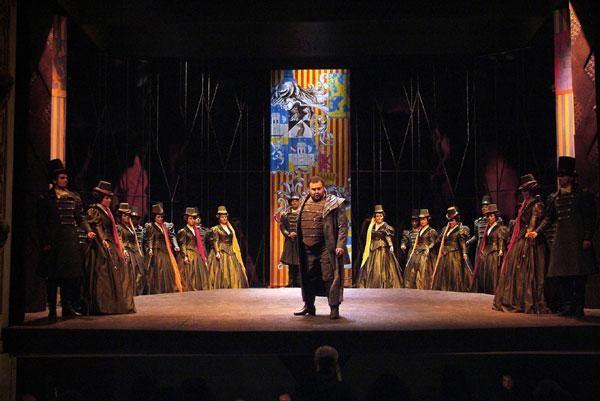 Oberto Conte di S. Bonifacio by Verdi