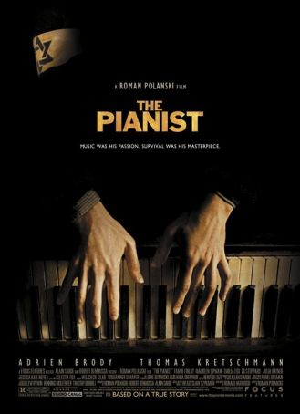 English language cinema in Rome: The Pianist