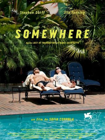 English language cinema in Rome: Somewhere