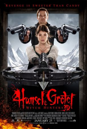 English language cinema in Rome: Hansel and Gretel: Witch Hunters