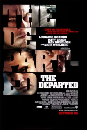 English language cinema in Rome: The Departed
