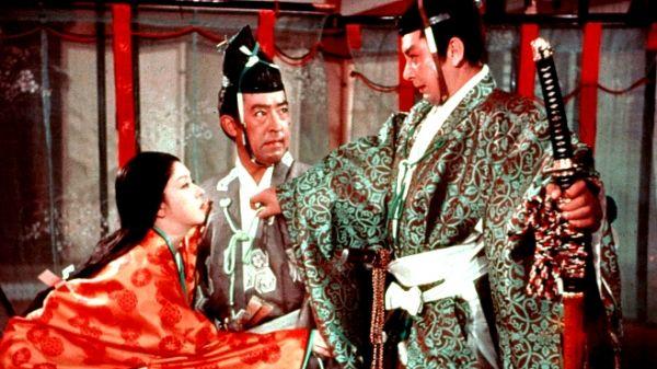 Japanese costume dramas