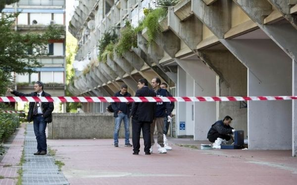 Rome crime becomes election issue