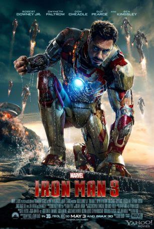 English language cinema in Rome: Iron Man 3