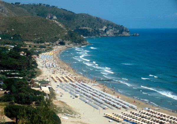 Lazio's beaches of excellence