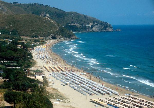 Lazio's beaches of excellence