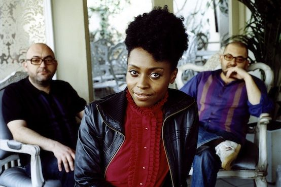 Morcheeba in Rome