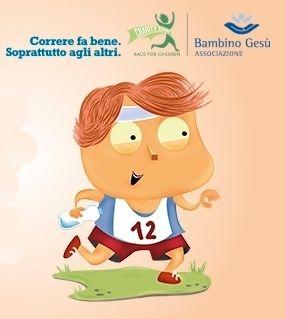 Rome charity run for children's hospital