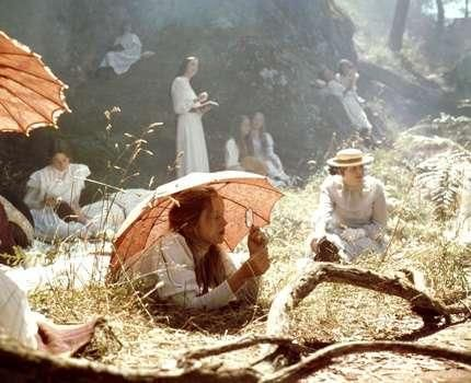 English language cinema in Rome: Picnic at Hanging Rock