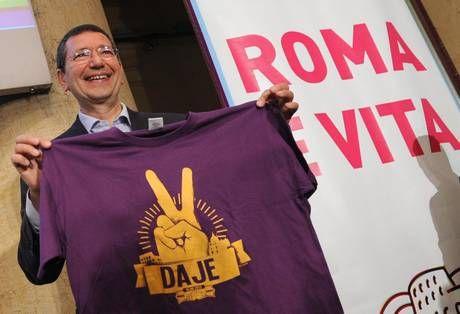 Rome chooses Ignazio Marino