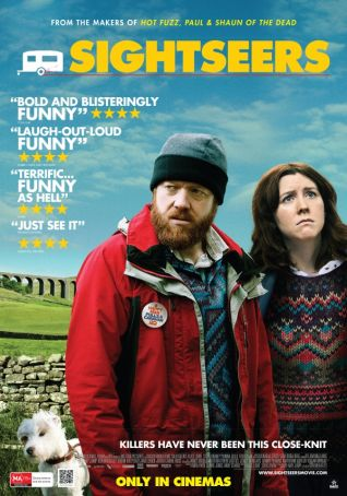 English language cinema in Rome: Sightseers