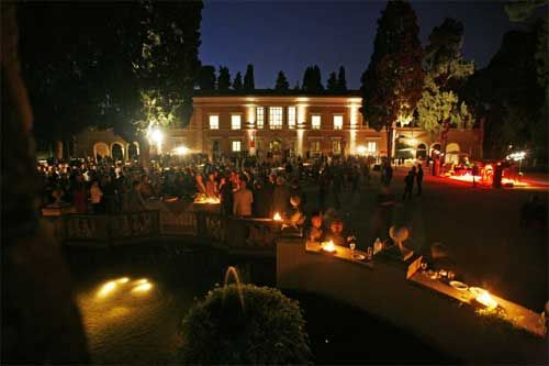 Villa Massimo summer party