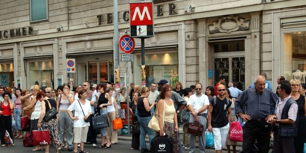 Summer timetable for Rome's public transport