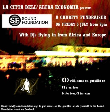 Sound Foundation charity fundraiser