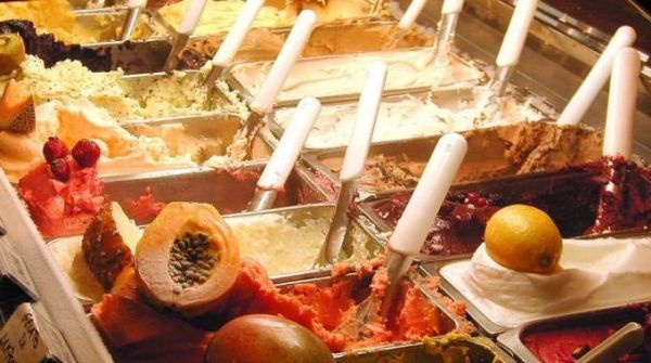 Gelato Festival in Rome