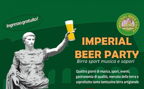 Imperial Beer Party