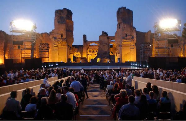 Opera at Caracalla