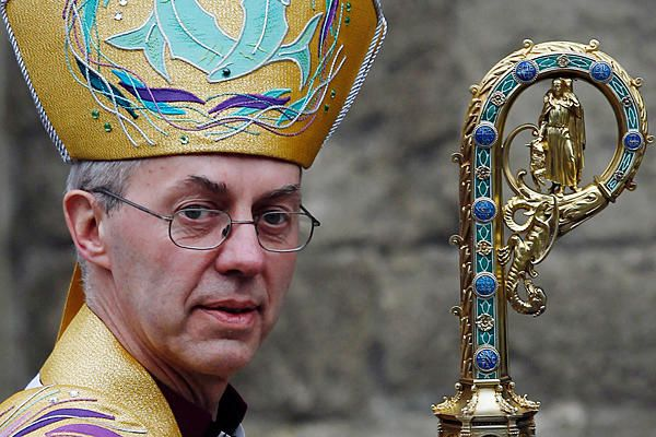 Archbishop of Canterbury to visit Pope Francis