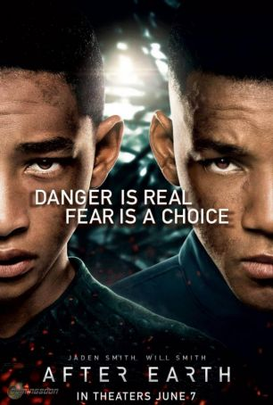 English language cinema in Rome: After Earth