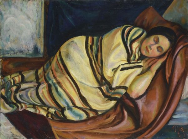 The Age of Modernity: Hungarian painting 1905-1925