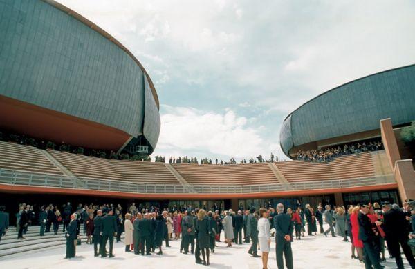 Rome's Auditorium celebrates 10 years