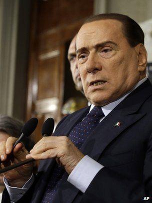 Italian politics with Walston