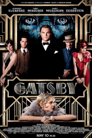 English language cinema in Rome: The Great Gatsby