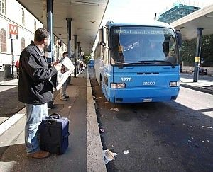 Cotral bus company to strike