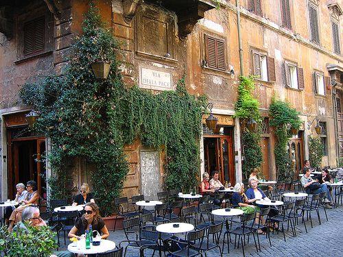 Rome's Bar della Pace faces closure