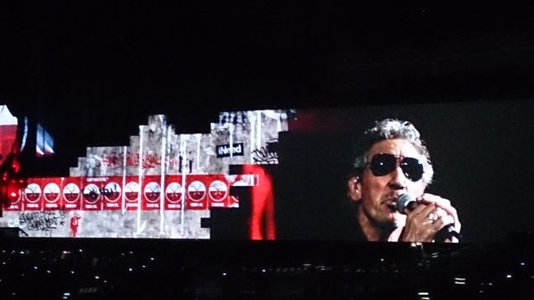 Review of Roger Waters concert in Rome