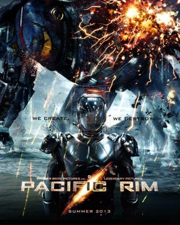 English language cinema in Rome: Pacific Rim