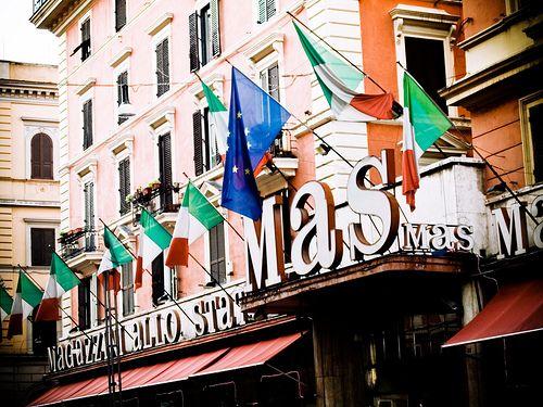 Historic Rome store MAS to close