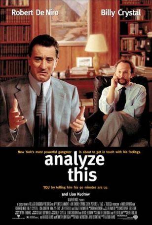 English language cinema in Rome: Analyze This