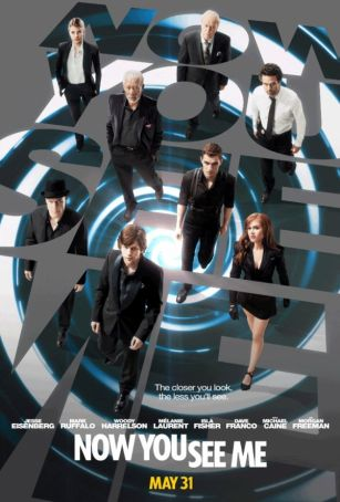 English language cinema in Rome: Now You See Me