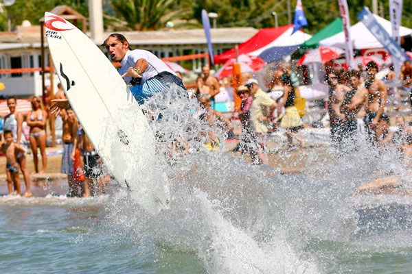 Surf expo in Rome