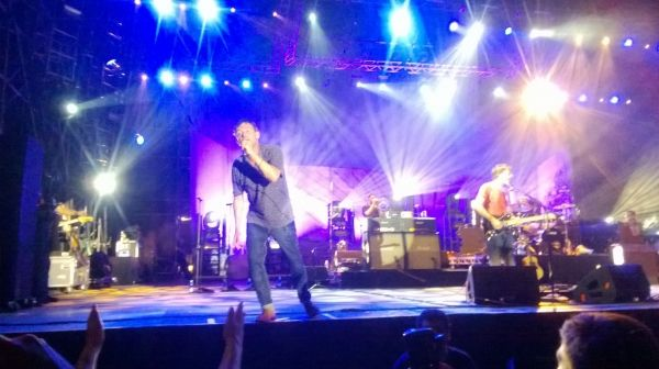 Review of Blur concert in Rome