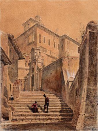 Vedutisti inglesi a Roma tra il XVIII e il XIX secolo