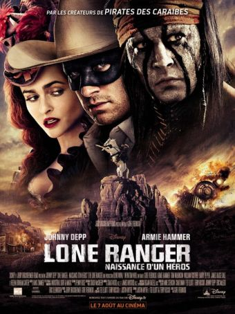 English language cinema in Rome: The Lone Ranger