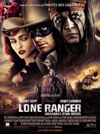 English language cinema in Rome: The Lone Ranger