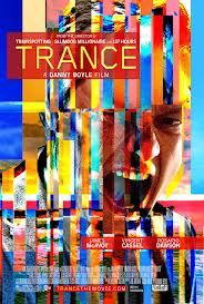 English language cinema in Rome: Trance