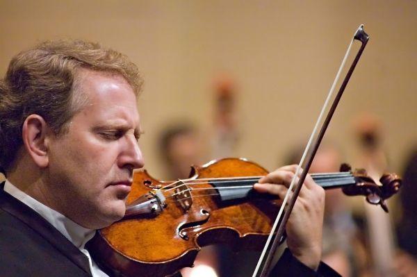 Shlomo Mintz and Turkish National Youth Orchestra