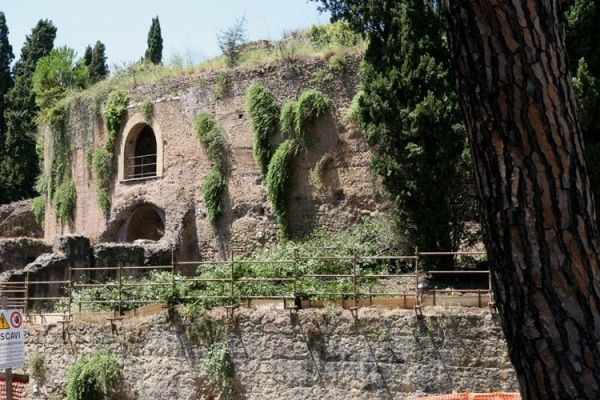 Mausoleum of Augustus waits for financing