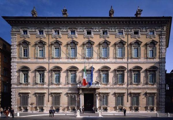 Rome's Senate open to public