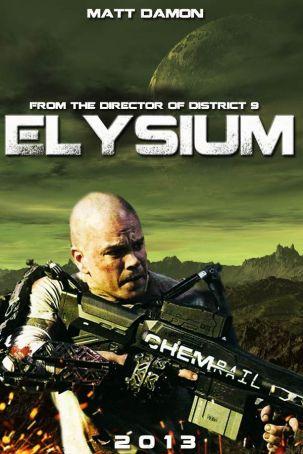 English language cinema in Rome: Elysium